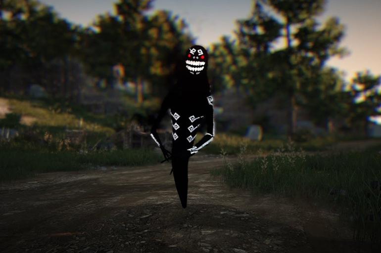 Черный дух
