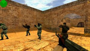 В чем заключается функция русифицированного Counter Strike 1.6